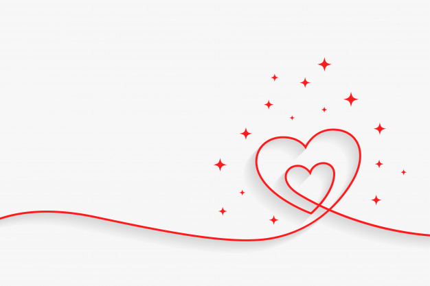 fond coeur au domaine des camelias