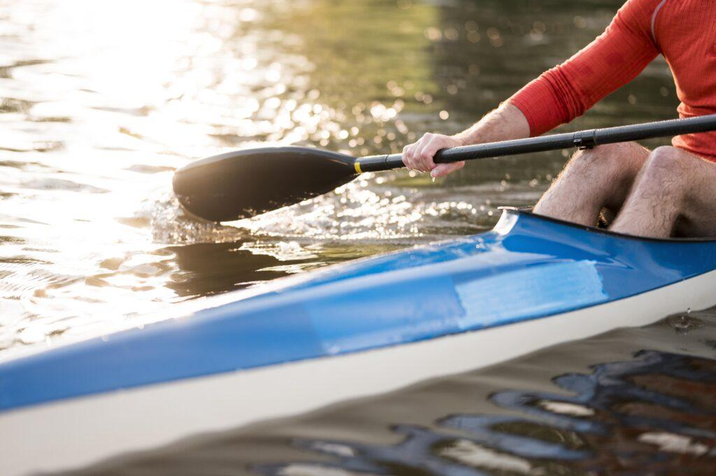 canoe kayak st nicolas des eaux au domaine des camelias
