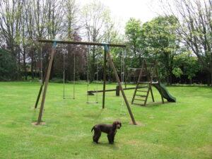 Au Domaine des Camélias, côté jardin… et jeux d'enfants !