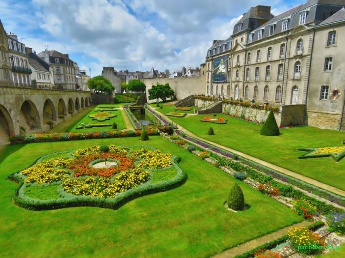 chateau de l'hermine Vannes