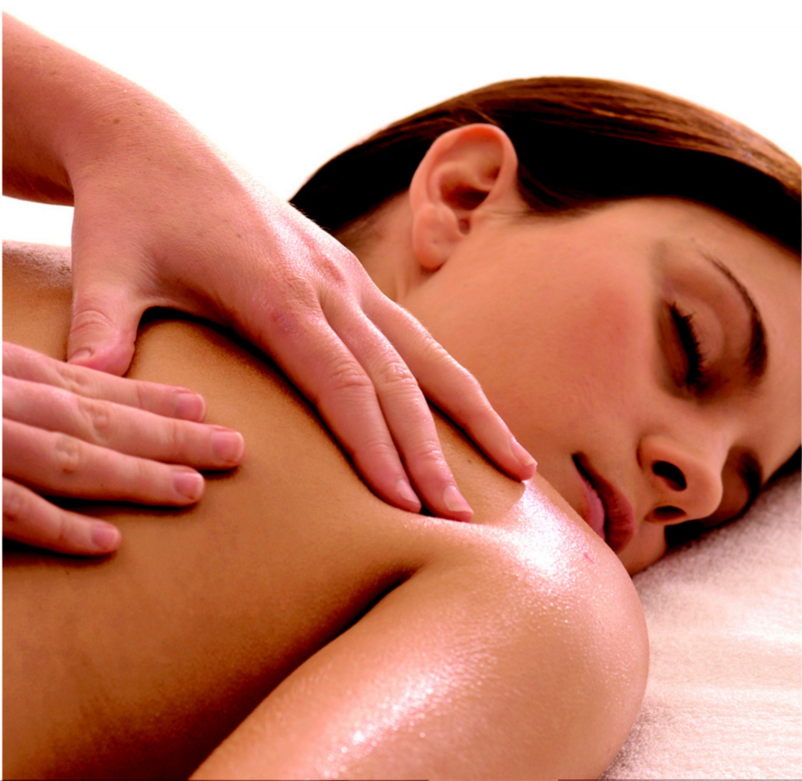 soin massage au domaine des camelias