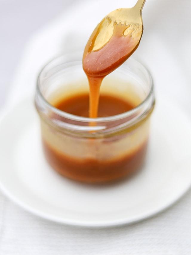 Caramel - Au Domaine des Camélias