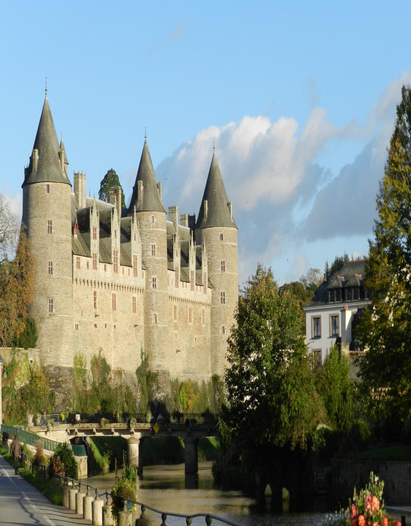 Château Josselin - Au Domaine des Camélias